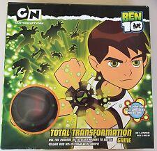 BEN 10 Total Transformation Game - Cartoon Network, 2-4 Players