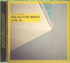 Various Electronica(CD Album)High Altitude Breaks - Level One-New