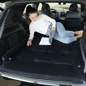 Inflatable travel bed is suitable SUV travel self-driving travel sleeping pad