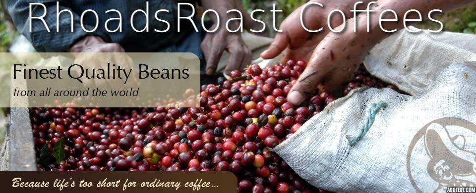 Source Data, RhoadsRoast Coffees