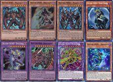 Aster Phoenix Complete Deck - Destiny Hero Dystopia - Dusktopia  Plasma 50 Cards