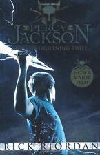 Percy Jackson and the Lightning Thief,Rick Riordan- 9780141329994
