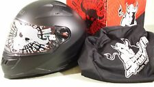 Speed and Strength Helmet SS1300 Matte Black XS extra small 877358
