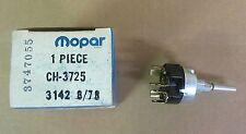 Mopar 3747055 2-Speed windshield Wiper/Washer switch1976 1977 Aspen & Volare NOS