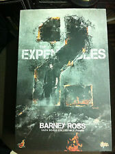 Hot Toys hottoys Expendables Barney Ross 1/6 Action Figure MMS194 Empty Box