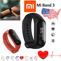 ORIGINAL Xiaomi Mi Band 3 Wristband OLED Touch Screen 50m Waterproof Heart Rate