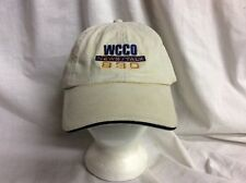 trucker hat baseball cap WCCO NEWS/TALK 830 vintage shows good grunge retro cool