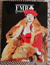 Rivista d'arte FMR (mensile di Franco Maria Ricci - n°70   1989   1/16