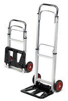 Sackkarre Alu klappbar 90 kg Transportkarre Stapelkarre Handkarre Karre leicht