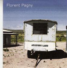 "CD SP 1 T FLORENT PAGNY ""AILLEURS LAND""  (PROMO)"