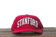 Vintage Starter Arch Stanford University California Snapback Hat Baseball Cap
