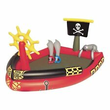 Inflatable Bestway H2Ogo! Pirate Play Pool with Pirate Swords and Water Sprayer