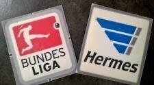 Allemagne Patch Badge Bundesliga + Hermes deutschen maillot foot 13/17 Abzeichen