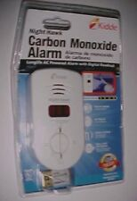 Kidde 900-0234 NightHawk Carbon Monoxide Alarm Digital Readout White New