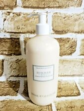New Crabtree & Evelyn Summer Hill Body Lotion 16.9 oz / 500 ml Pump Bottle