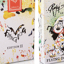 Flying Dog V2 Playing Cards by Art of Play - LIMITED EDITION