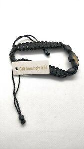 Handmade Christian Prayer rope Chotki Rosary Bracelet , Made in Bethlehem
