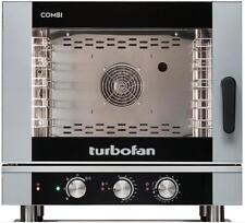 Turbofan EC40M5 Electric Combi Oven 5x1/1 GN Pan or 5 x 600x400mm Tray Capacity