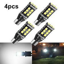 New Listing4X 921 Led Reverse Backup Light Bulb Canbus Error Free 912 T15 W16W Combo 3000Lm