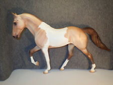 Peter Stone Nicodemus Tennessee Walking Horse, Dun Pinto, Equiliocity 2004, Mint