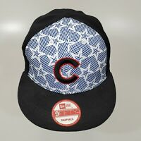 Chicago Cubs MLB Baseball Cap Hat New Era 9Fifty Snapback Embroidered Unique