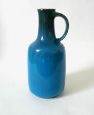 60s Gräflich Ortenburg Keramik Vase 29 cm Tambach west german ceramic U. Beyrau