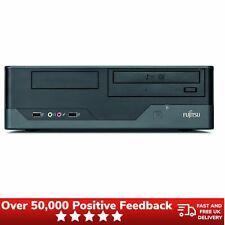 Fujitsu Esprimo E3521 E-Star5 Desktop 4GB - Black Friday Event -