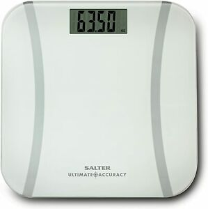 Salter Digital Bathroom Scales with Ultimate Accuracy Technology and Toughened
