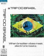 various Trip Do Brasil CASSETTE ALBUM Brazilian Vibes Meet Electronic Beatz