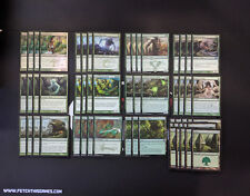 60 Card Deck - MONO GREEN AGGRO - Ready to Play - Modern - Magic MTG FTG