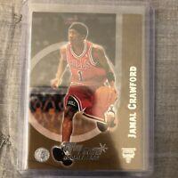 Jamal Crawford 2000-01 Topps Stars RC Rookie Card #124 Chicago Bulls SEE PHOTOS