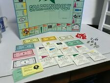 Spartanopoly Game Michigan State University