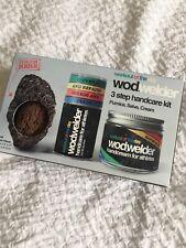 W.O.D.welder 3 Step Handicare Kit. Pumice, Salve, Cream
