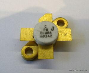 Philips BLW86 Bipolar RF Power Transistor. UK Seller - Fast Dispatch.