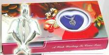 SALE One Box Double kiss Dolphin pendant Wish Pearl Necklace gift set-3622_2