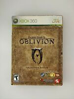 The Elder Scrolls IV: Oblivion Collector's Edition - Xbox 360 Game - Complete