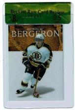 2003-04 Topps PATRICE BERGERON Boston Bruins Rookie Rc 900/1199 BGS 9.5