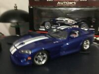 1996 DODGE VIPER GTS COUPE 1:18 Burago $ 28.00 + Shipping