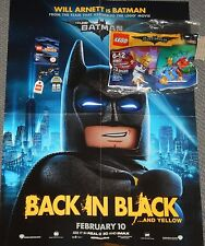 Lego Disco Tears of Batman Movie Lot Minifigure Poster Keychain 30607 Set 853429