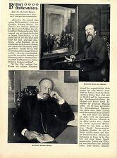 Berliner Meisterateliers A.von Werner* J.Otzen* L.Manzel u.a.Text-& Bildd.v.1906