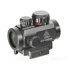 "New! Leapers Inc. UTG ITA R/G CQB Dot Sight w/QD Mount 2.6"" SCP-DS3026W"