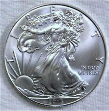 2013 American Silver Eagle BU