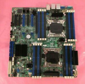 Intel Server Board S2600CP LGA 2011/R DDR3 SATA3 USB2.0 Intel C602 Motherboard