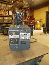 LINCOLN LN-8 wire feeder on wire stand with spool