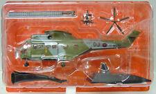 """Westland SA330 E """"Puma"""", Fertigmodell, Atlas, 1:72, Metall,"""