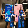 Cartoon Disney Stitch Couple Soft Phone Case Cover For iPhone 11 Max X XR Xs 6s