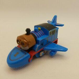 Thomas & Friends Capsule Plarail Pull Along Airplane Thomas The Tank Engine