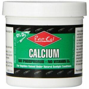 LM Rep Cal Phosphorus Free Calcium without Vitamin D3 - Ultrafine Powder 3.3 oz