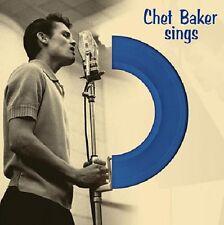 Chet Baker SINGS 180g DOL New Sealed Blue Colored Vinyl LP