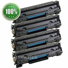 4PK CRG137 Toner Cartridge for Canon 137 ImageClass LBP151dw MF244dw MF247dw